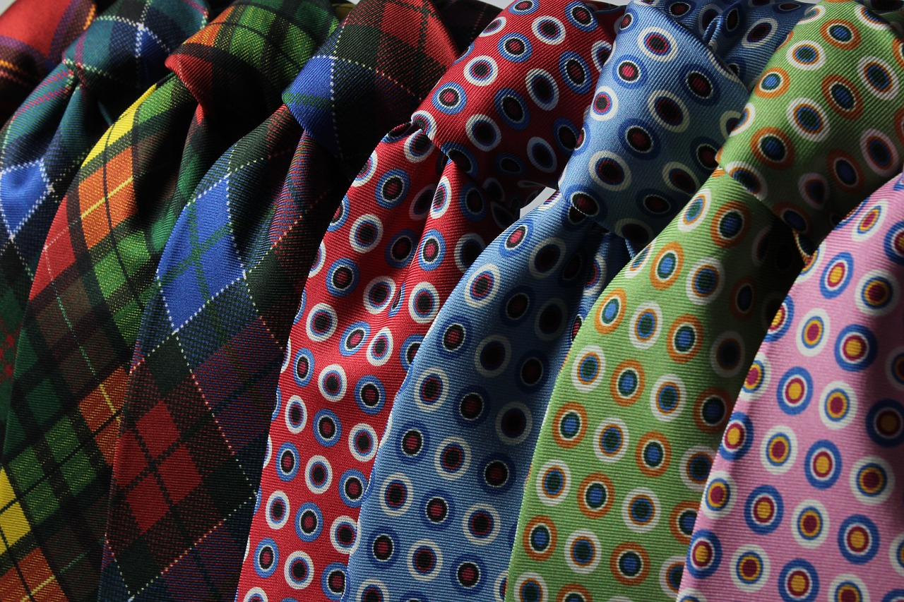Selecting Best Tie