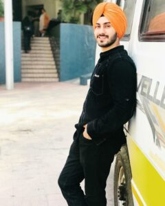 Handsome-Rohanpreet