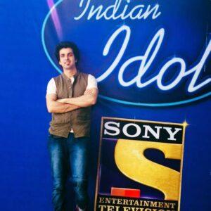 Ankush Bharadwaj Indian Idol