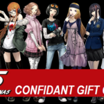 Persona 5 Gift Guide For Confidants