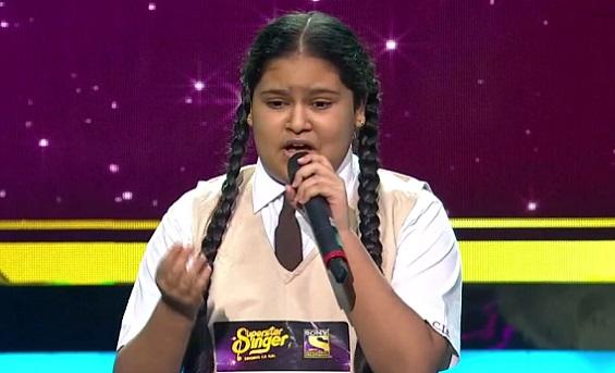 Sneha-Shankar-Superstar-Singer