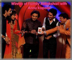 Rishabh-Chaturvedi-Family-Antakshari