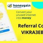 Honey Gain Referral Code and Promo Code to Earn $5 Reward