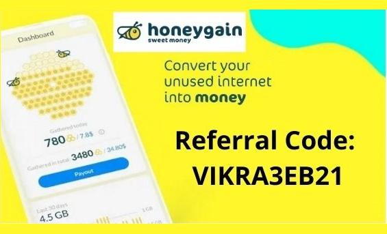 Honeygain-Promo-Code