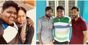 Vaishnav-Girish-Parents-Mother-Father-Brother