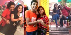 Anushka-Banerjee-Parents-Brother