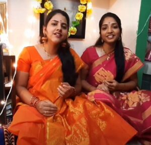 Sireesha-Bhagavatula-Sister