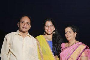 Sireesha-Bhagavatula-parents